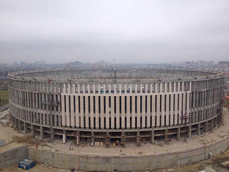استادیوم جام جهانی کراسنودار